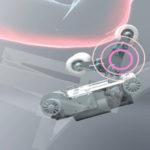 3D L-Shape Masaj Sistemi