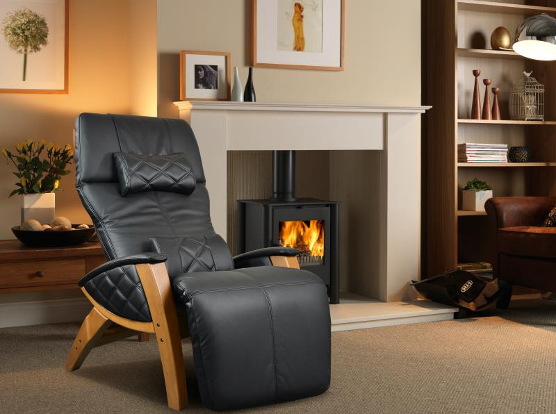 Perfect Chair Siyah Ev
